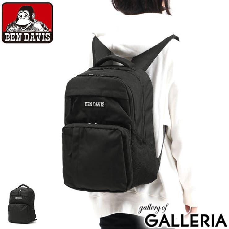 ベンデイビス リュック BENDAVIS | ギャレリア Bag&Luggage | 詳細画像1