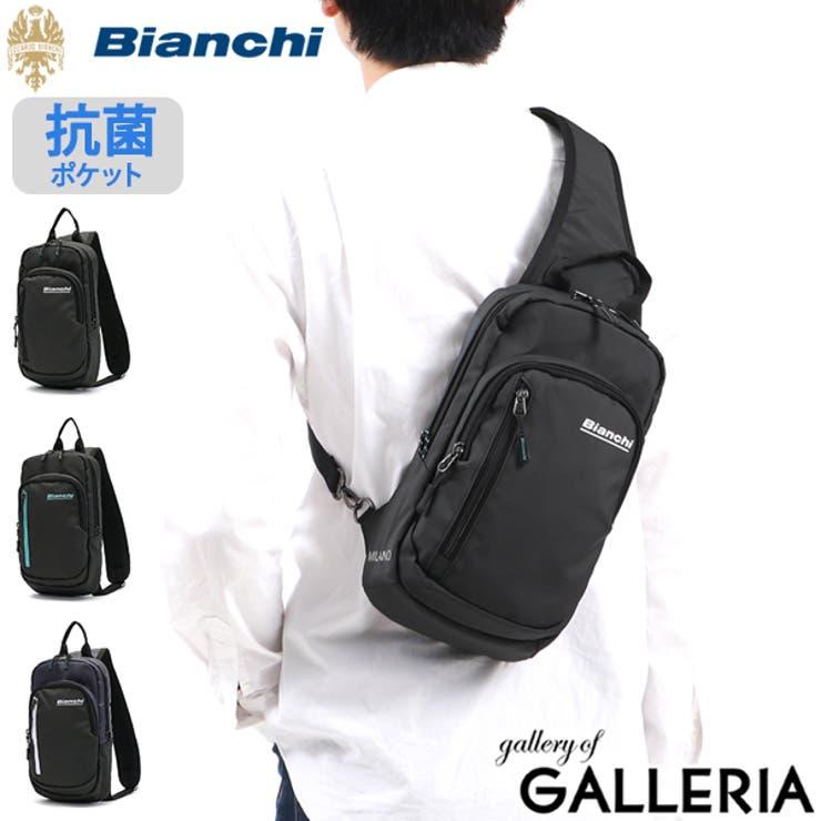 ビアンキ ボディバッグ Bianchi   ギャレリア Bag&Luggage   詳細画像1