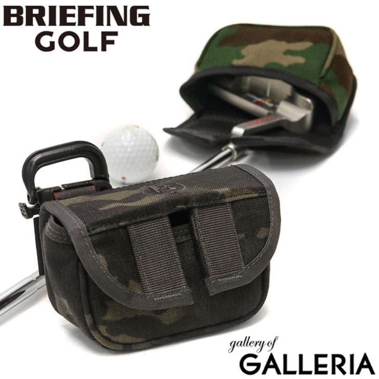 日本正規品 ブリーフィングゴルフ パターカバー   ギャレリア Bag&Luggage   詳細画像1