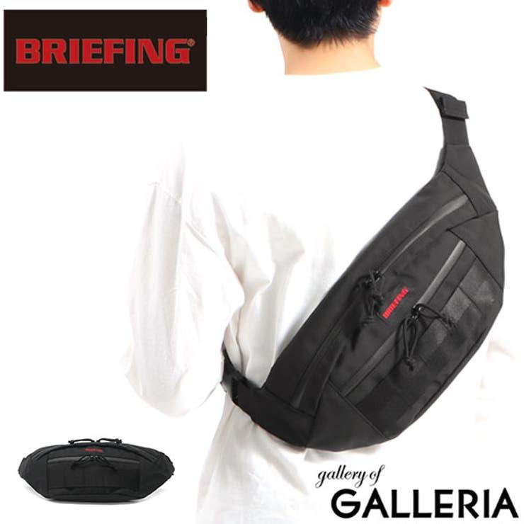 ウエストポーチ BRIEFING バッグ | ギャレリア Bag&Luggage | 詳細画像1