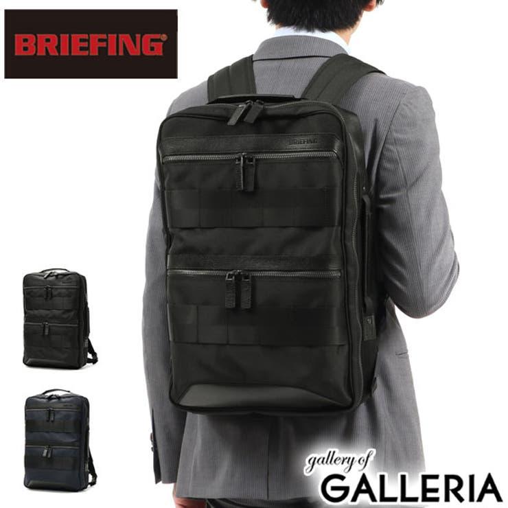日本正規品 ブリーフィング リュック   ギャレリア Bag&Luggage   詳細画像1