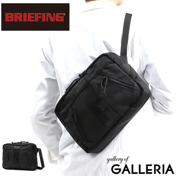 日本正規品 ブリーフィング ショルダーバッグ   ギャレリア Bag&Luggage   詳細画像1