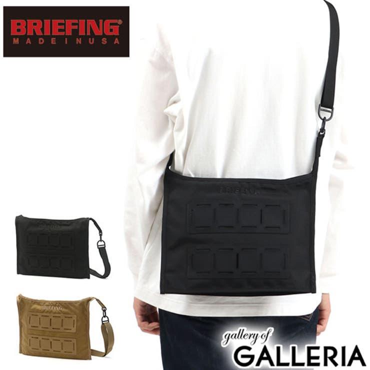 日本正規品 ブリーフィング サコッシュ   ギャレリア Bag&Luggage   詳細画像1
