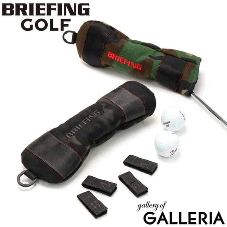 日本正規品 ブリーフィングゴルフ ヘッドカバー | ギャレリア Bag&Luggage | 詳細画像1