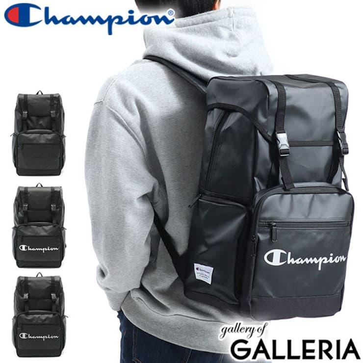 リュック Champion バッグ   ギャレリア Bag&Luggage   詳細画像1