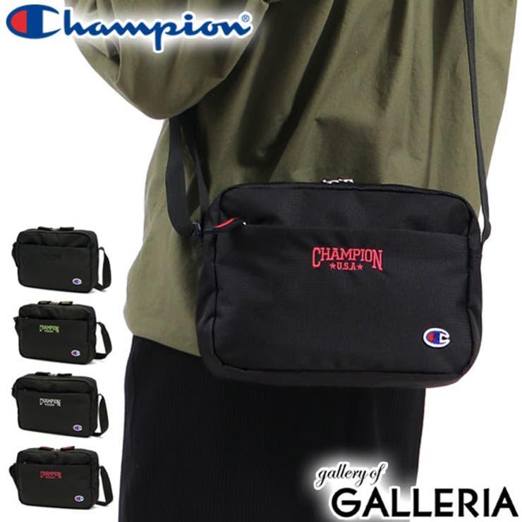 チャンピオン ショルダーバッグ Champion   ギャレリア Bag&Luggage   詳細画像1