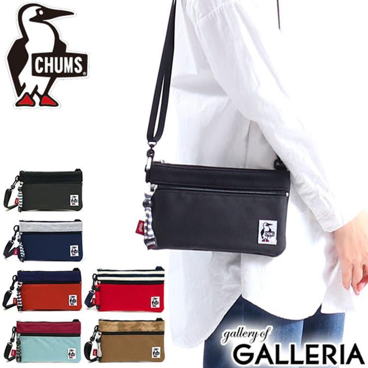 2020FWモデル 日本正規品 チャムス   ギャレリア Bag&Luggage   詳細画像1
