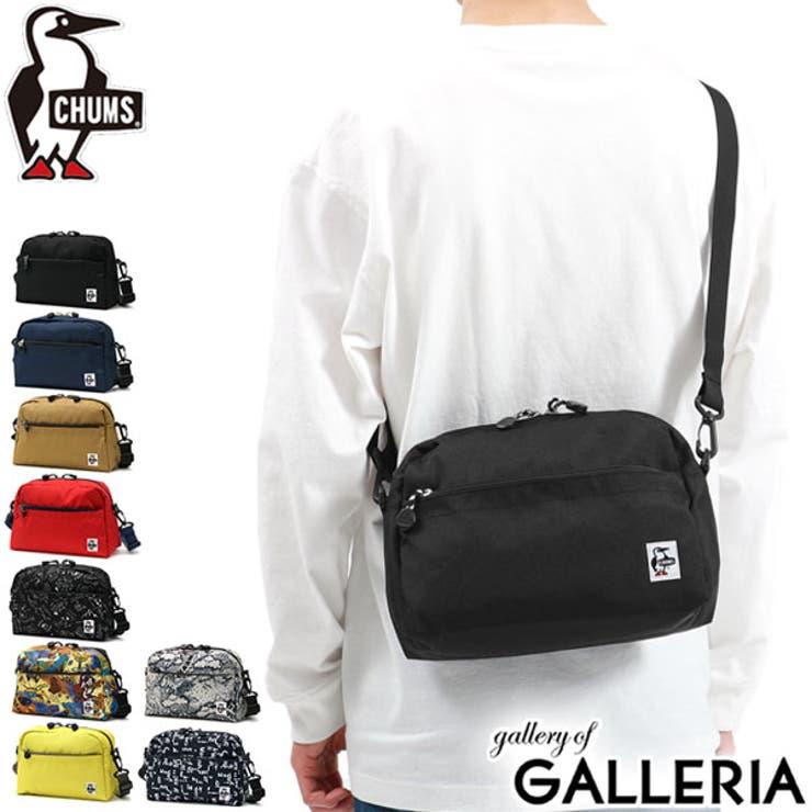 日本正規品 チャムス バッグ   ギャレリア Bag&Luggage   詳細画像1