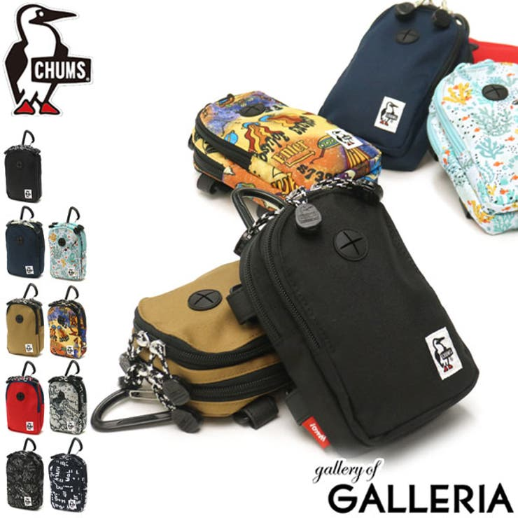 日本正規品 チャムス ポーチ | ギャレリア Bag&Luggage | 詳細画像1