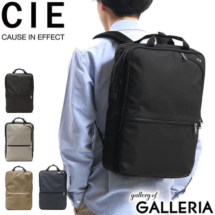 CIE リュック シー   ギャレリア Bag&Luggage   詳細画像1