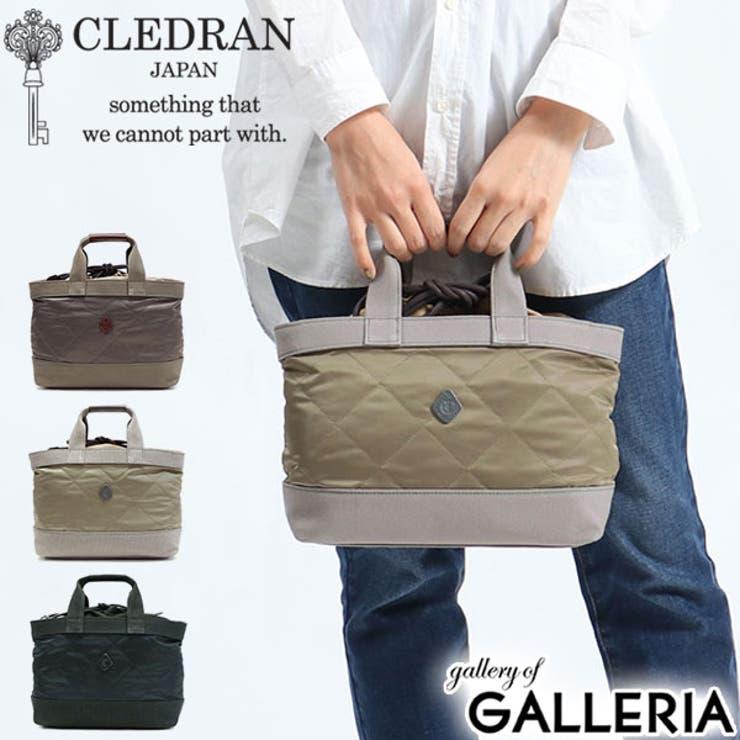クレドラン トートバッグ CLEDRAN   ギャレリア Bag&Luggage   詳細画像1