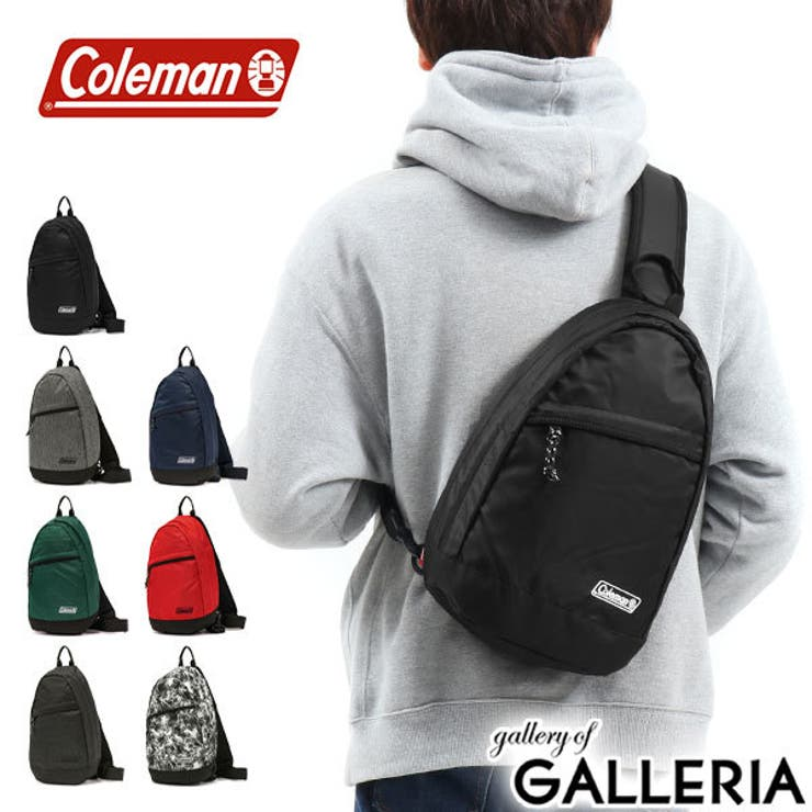 コールマン バッグ Coleman | ギャレリア Bag&Luggage | 詳細画像1