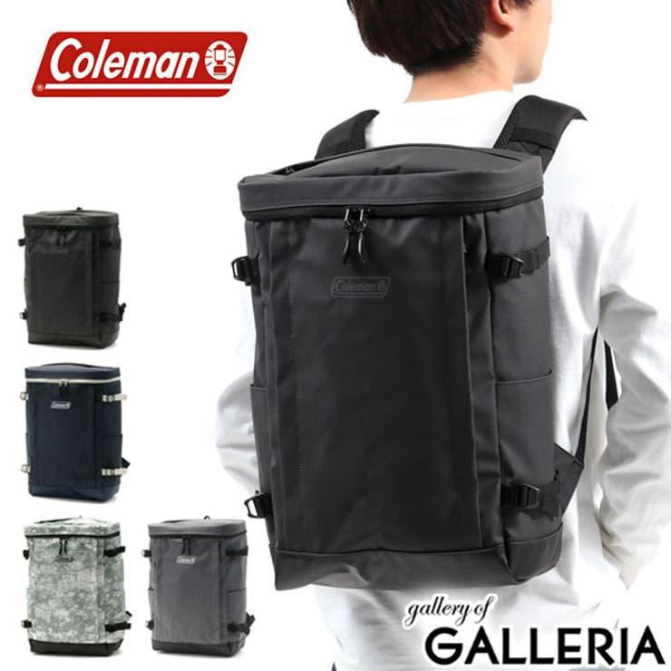 コールマン Coleman リュック | ギャレリア Bag&Luggage | 詳細画像1