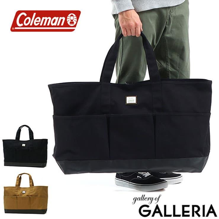 コールマン トートバッグ Coleman   ギャレリア Bag&Luggage   詳細画像1