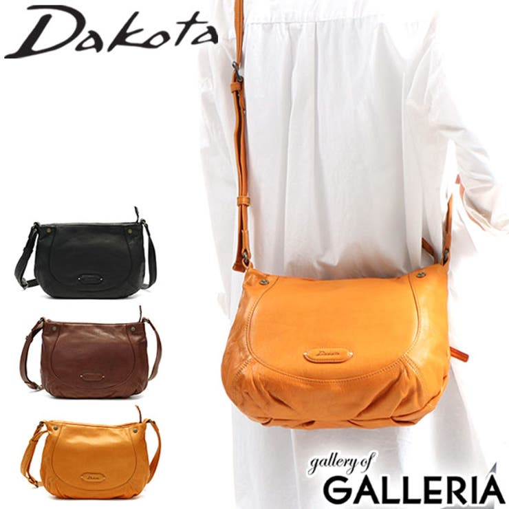 ショルダーバッグ Dakota バッグ   ギャレリア Bag&Luggage   詳細画像1