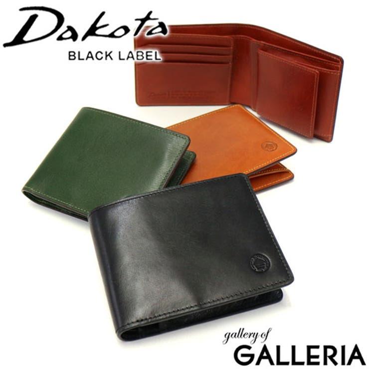 ダコタブラックレーベル 二つ折り財布 Dakota   ギャレリア Bag&Luggage   詳細画像1