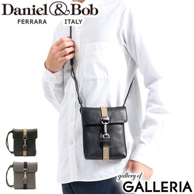 正規品1年保証 ダニエル&ボブ ショルダーバッグ | ギャレリア Bag&Luggage | 詳細画像1