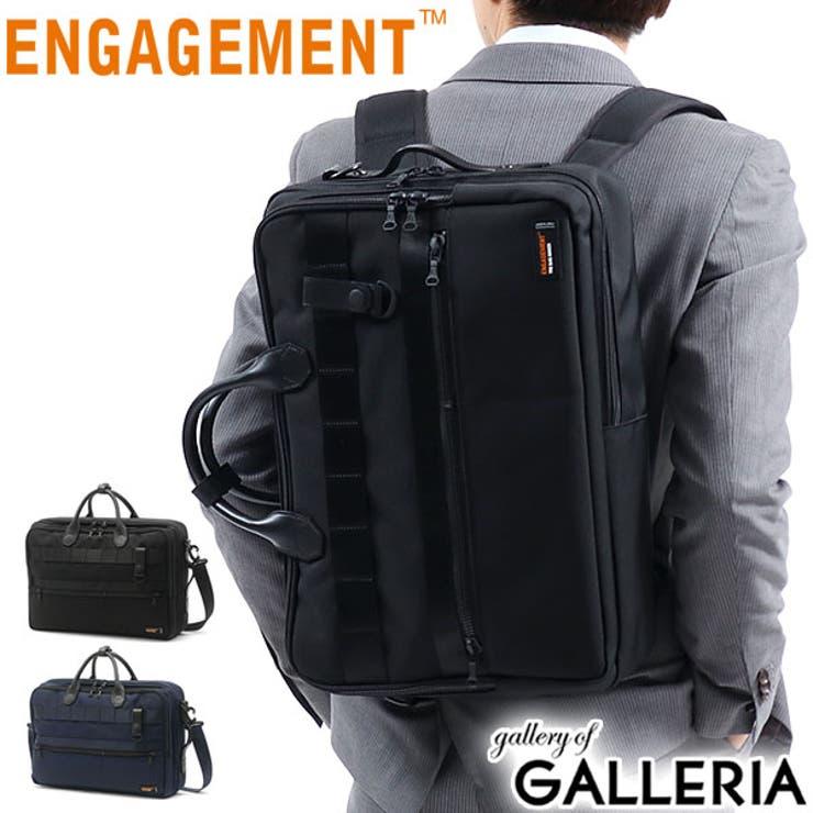 正規取扱店 エンゲージメント ビジネスバッグ   ギャレリア Bag&Luggage   詳細画像1