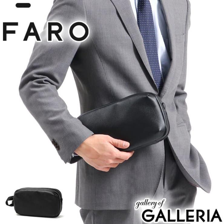 ファーロ クラッチバッグ FARO   ギャレリア Bag&Luggage   詳細画像1