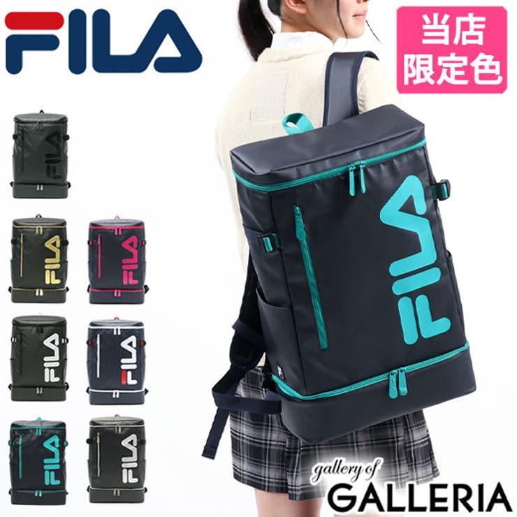 リュック FILA リュックサック | ギャレリア Bag&Luggage | 詳細画像1