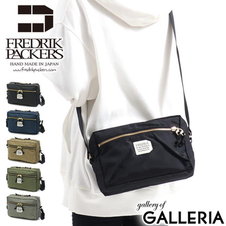 日本正規品 フレドリックパッカーズ ショルダーバッグ   ギャレリア Bag&Luggage   詳細画像1