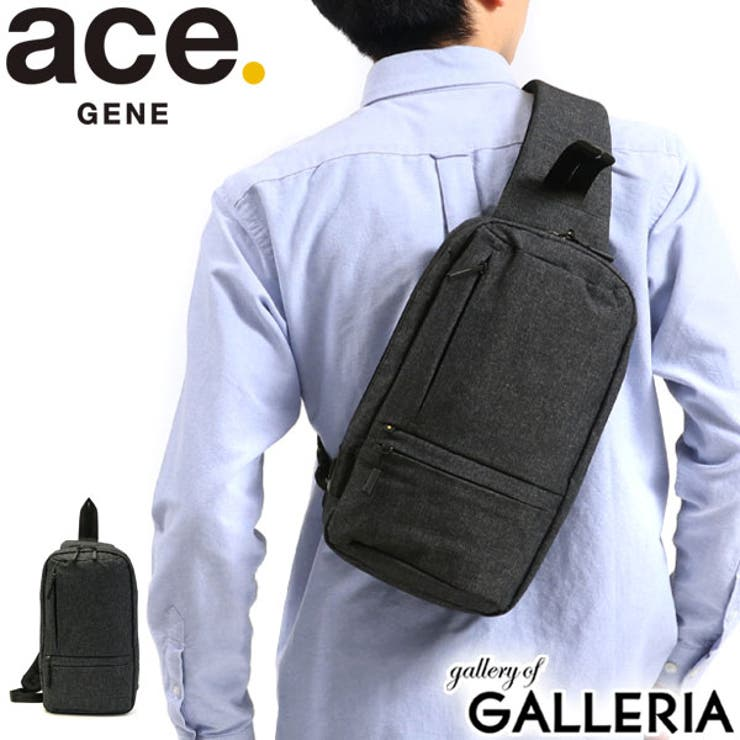 ボディバッグ ace GENE | ギャレリア Bag&Luggage | 詳細画像1