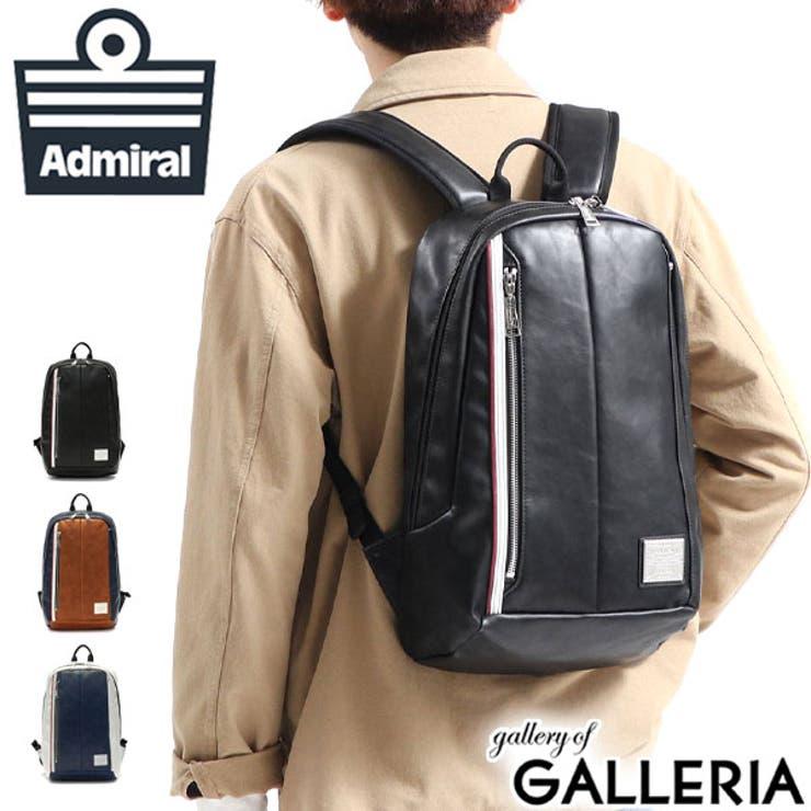 リュックサック Admiral バッグ   ギャレリア Bag&Luggage   詳細画像1