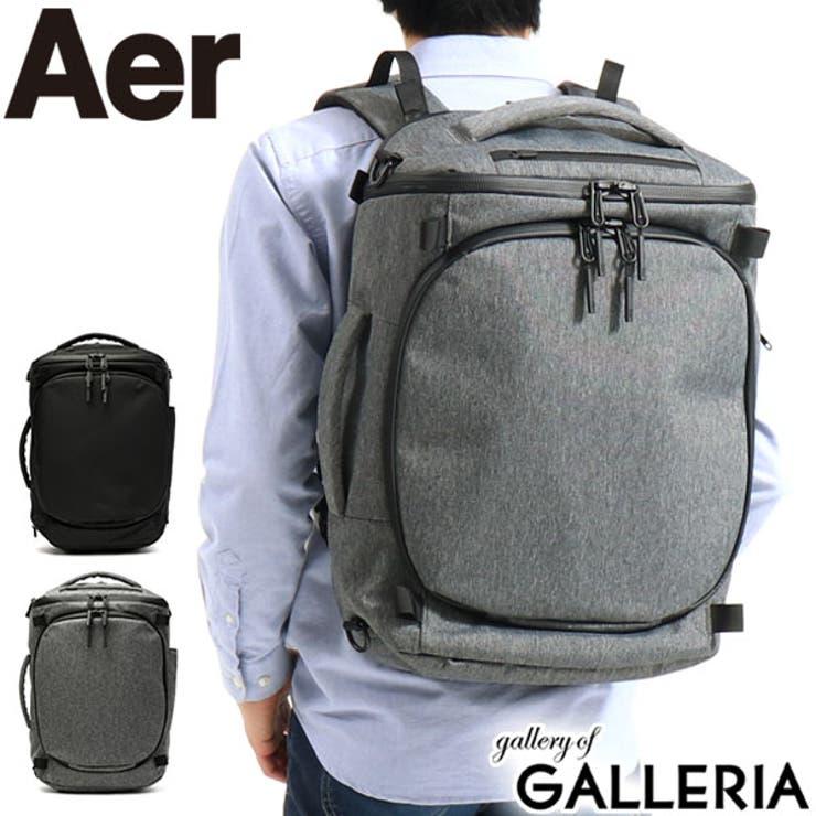 リュック Aer ×   ギャレリア Bag&Luggage   詳細画像1