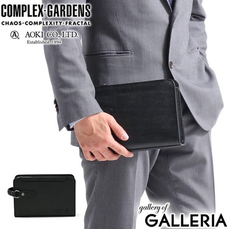 セカンドバッグ コンプレックスガーデンズ COMPLEX | ギャレリア Bag&Luggage | 詳細画像1