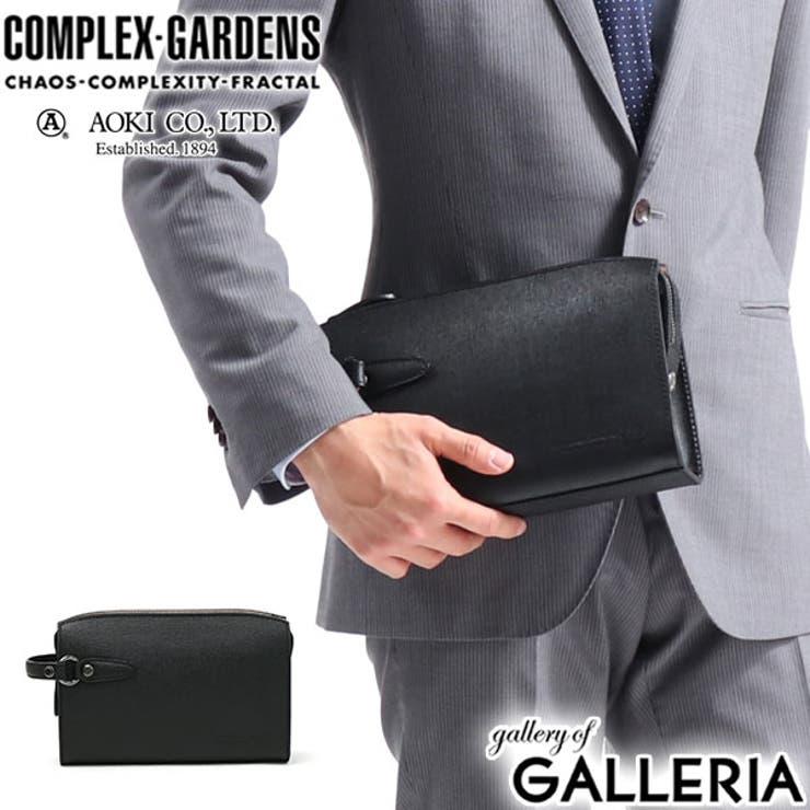 セカンドバッグ コンプレックスガーデンズ COMPLEX   ギャレリア Bag&Luggage   詳細画像1