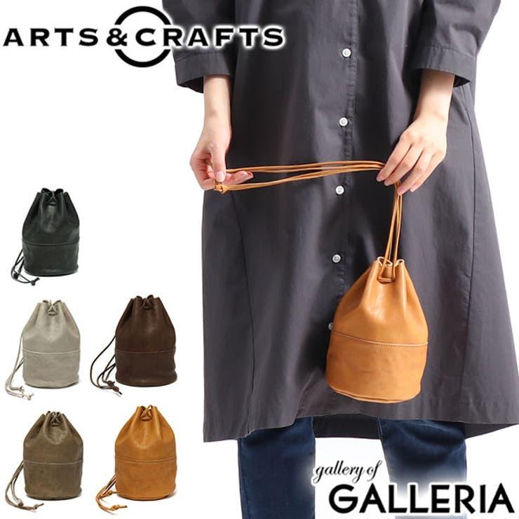 バッグ ARTS&CRAFTS 巾着バッグ   ギャレリア Bag&Luggage   詳細画像1