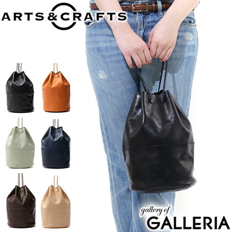 巾着バッグ ARTS&CRAFTS バッグ | ギャレリア Bag&Luggage | 詳細画像1