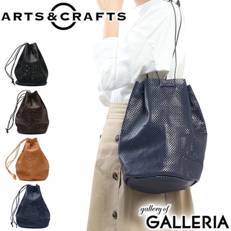 巾着バッグ ARTS&CRAFTS バッグ   ギャレリア Bag&Luggage   詳細画像1