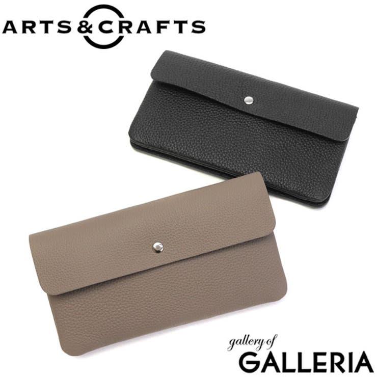 長財布 ARTS&CRAFTS 財布 | ギャレリア Bag&Luggage | 詳細画像1