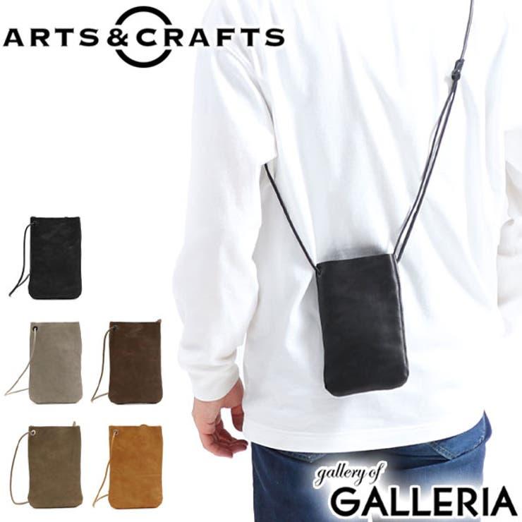 ショルダーバッグ ARTS&CRAFTS バッグ   ギャレリア Bag&Luggage   詳細画像1