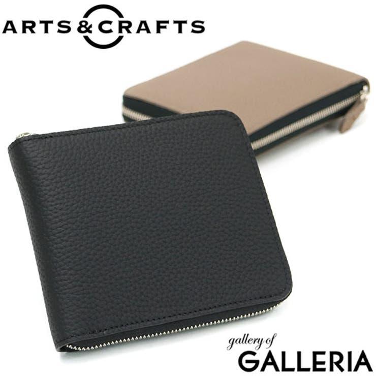 財布 ARTS&CRAFTS 二つ折り財布 | ギャレリア Bag&Luggage | 詳細画像1