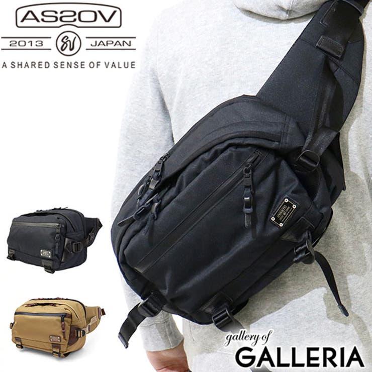 ボディバッグ AS2OV 斜めがけ | ギャレリア Bag&Luggage | 詳細画像1