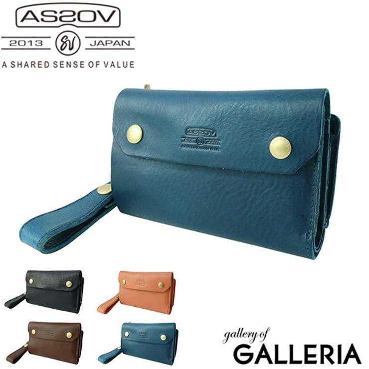財布 三つ折り財布 AS2OV   ギャレリア Bag&Luggage   詳細画像1