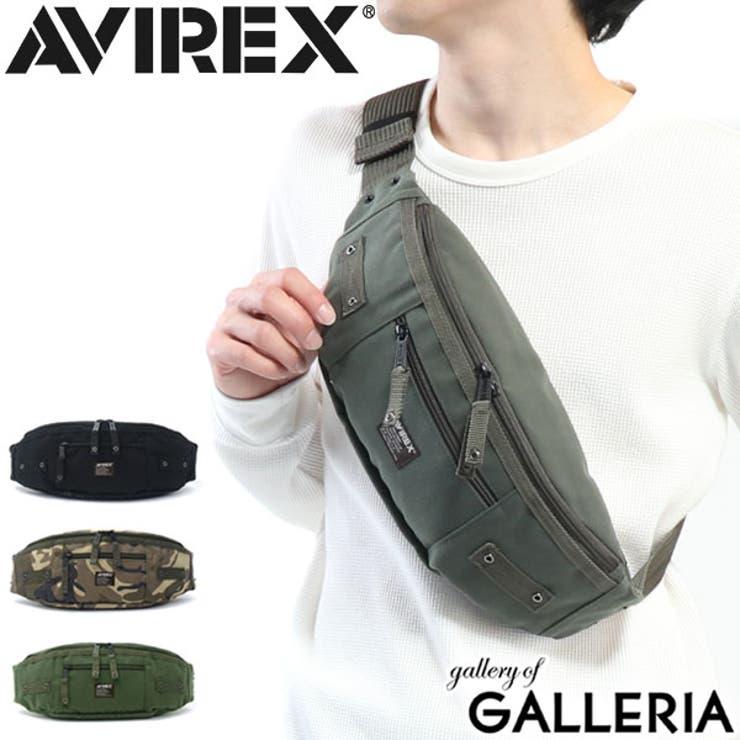 AVIREX アビレックス ウエストバッグ | ギャレリア Bag&Luggage | 詳細画像1