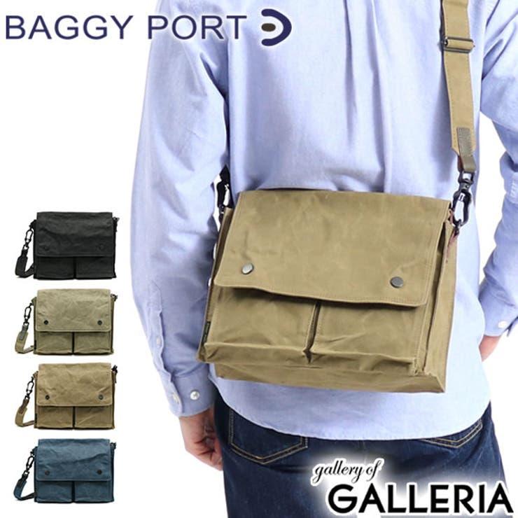 ショルダーバッグ BAGGY PORT   ギャレリア Bag&Luggage   詳細画像1