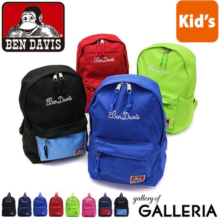 リュック BEN DAVIS | ギャレリア Bag&Luggage | 詳細画像1