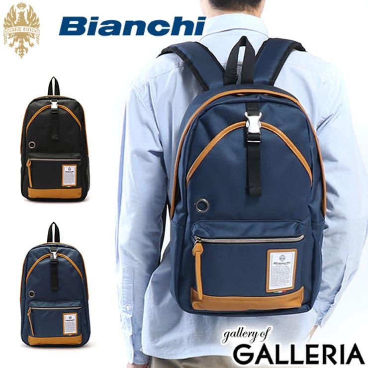 バッグ Bianchi リュック   ギャレリア Bag&Luggage   詳細画像1