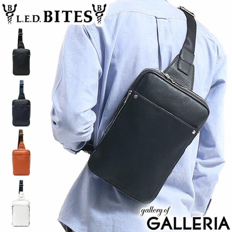 ボディバッグ L E   ギャレリア Bag&Luggage   詳細画像1