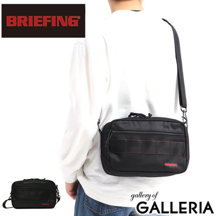 ショルダーバッグ BRIEFING 斜めがけ | ギャレリア Bag&Luggage | 詳細画像1