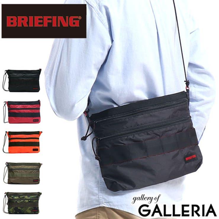 サコッシュ BRIEFING ショルダーバッグ | ギャレリア Bag&Luggage | 詳細画像1