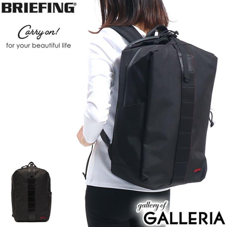 リュック ブリーフィング バックパック | ギャレリア Bag&Luggage | 詳細画像1