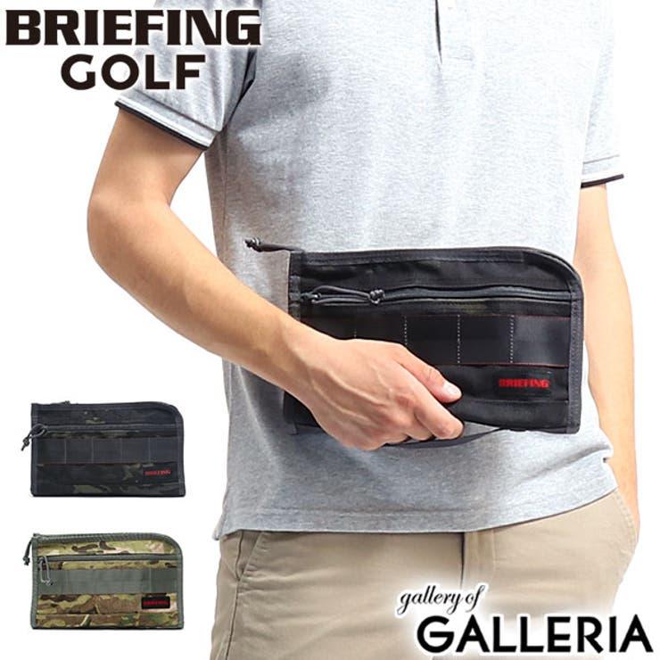 ゴルフ クラッチバッグ BRIEFING   ギャレリア Bag&Luggage   詳細画像1