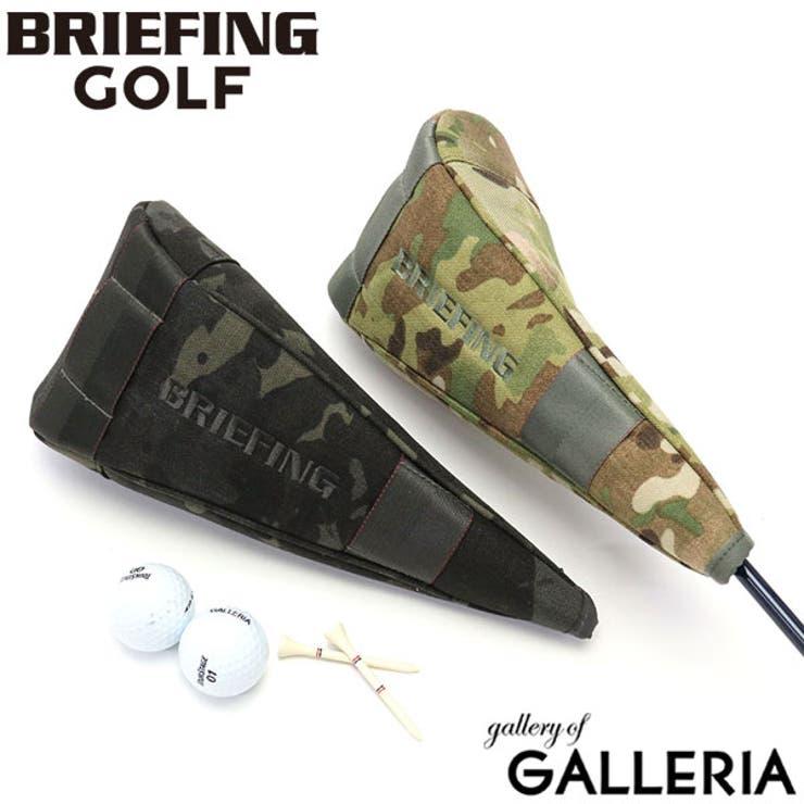ゴルフ ヘッドカバー BRIEFING | ギャレリア Bag&Luggage | 詳細画像1
