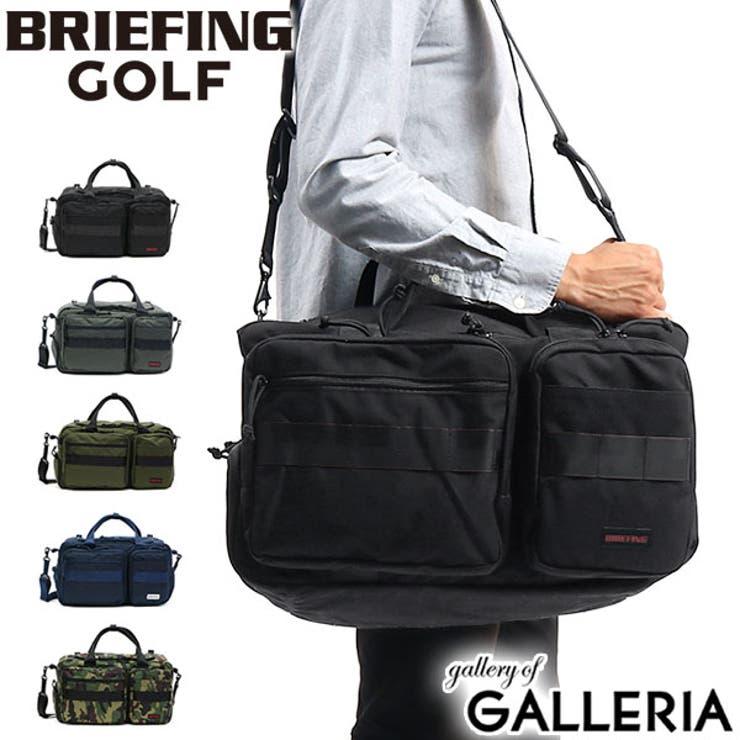 ゴルフ ボストンバッグ BRIEFING   ギャレリア Bag&Luggage   詳細画像1