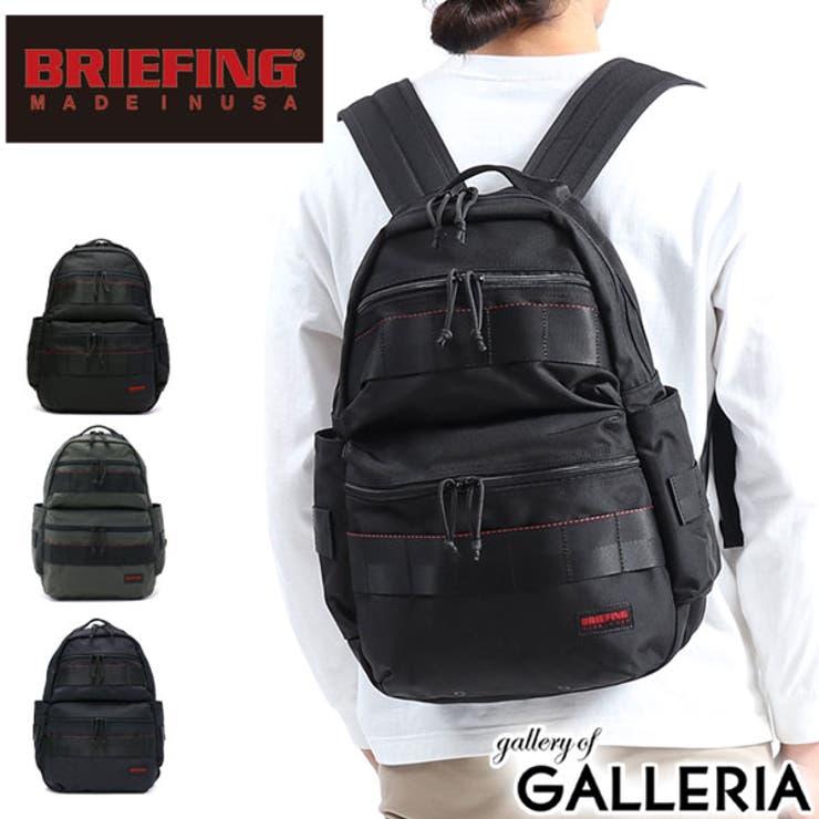 リュック BRIEFING リュックサック   ギャレリア Bag&Luggage   詳細画像1